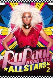 RuPaul's Drag Race: All Stars (2° Temporada) - Poster / Capa / Cartaz - Oficial 2