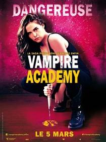 Academia de Vampiros: O Beijo das Sombras - Poster / Capa / Cartaz - Oficial 24