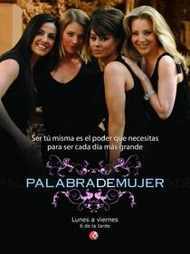 Palabra de Mujer - Poster / Capa / Cartaz - Oficial 1