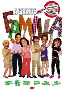 A Grande Família (2ª Temporada)  - Poster / Capa / Cartaz - Oficial 1