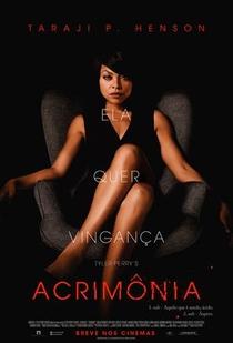 Acrimônia - Poster / Capa / Cartaz - Oficial 5