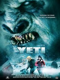 A ira do Yeti - Poster / Capa / Cartaz - Oficial 2