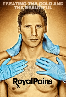 Royal Pains (6ª Temporada) - Poster / Capa / Cartaz - Oficial 1