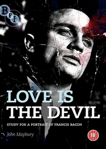 Love Is the Devil: Study for a Portrait of Francis Bacon - Poster / Capa / Cartaz - Oficial 2