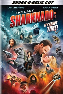 O Último Sharknado: Já Estava na Hora - Poster / Capa / Cartaz - Oficial 6