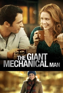The Giant Mechanical Man - Poster / Capa / Cartaz - Oficial 2