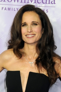 Andie MacDowell - Poster / Capa / Cartaz - Oficial 3