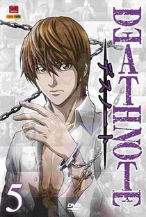 Death Note (2ª Temporada) - Poster / Capa / Cartaz - Oficial 13