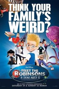 A Família do Futuro - Poster / Capa / Cartaz - Oficial 2