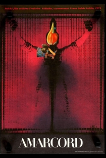 Amarcord - Poster / Capa / Cartaz - Oficial 13