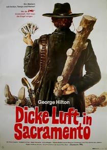 Dick Luft em Sacramento - Poster / Capa / Cartaz - Oficial 1