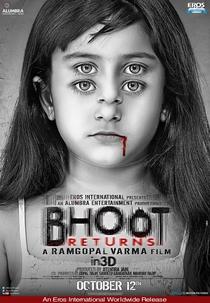 Bhoot Returns - Poster / Capa / Cartaz - Oficial 1
