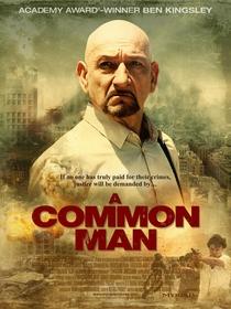 Um Homem Comum - Poster / Capa / Cartaz - Oficial 1