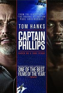 Capitão Phillips - Poster / Capa / Cartaz - Oficial 7
