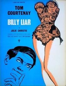 O Mundo Fabuloso de Billy Liar - Poster / Capa / Cartaz - Oficial 2