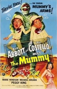 Abbott e Costello Enfrentam a Múmia - Poster / Capa / Cartaz - Oficial 1