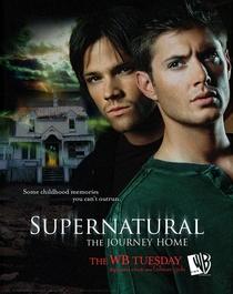 Sobrenatural (1ª Temporada) - Poster / Capa / Cartaz - Oficial 4