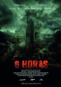 06 horas - Poster / Capa / Cartaz - Oficial 1