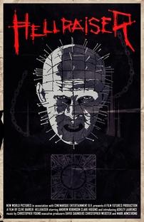 Hellraiser - Renascido do Inferno - Poster / Capa / Cartaz - Oficial 6