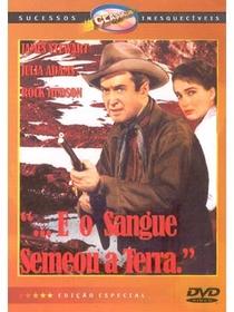 E O Sangue Semeou A Terra - Poster / Capa / Cartaz - Oficial 3
