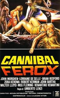 Canibal Ferox  - Poster / Capa / Cartaz - Oficial 2