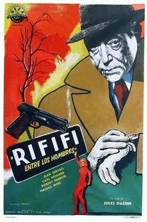 Rififi - Poster / Capa / Cartaz - Oficial 7
