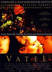 Vatel - Um Banquete Para o Rei - Poster / Capa / Cartaz - Oficial 1