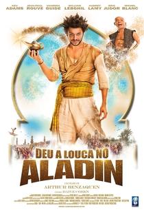 Deu A Louca No Aladin - Poster / Capa / Cartaz - Oficial 2