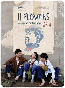 11 Flowers - Poster / Capa / Cartaz - Oficial 1