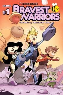 Bravest Warriors (1ª Temporada) - Poster / Capa / Cartaz - Oficial 1