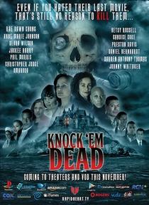 Knock 'em Dead  - Poster / Capa / Cartaz - Oficial 1