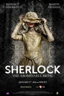 Sherlock: A Abominável Noiva - Poster / Capa / Cartaz - Oficial 6