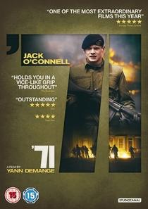 71: Esquecido em Belfast - Poster / Capa / Cartaz - Oficial 6