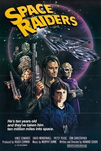 Fugitivos das Galáxias - Poster / Capa / Cartaz - Oficial 3