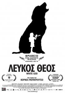 Deus Branco - Poster / Capa / Cartaz - Oficial 3