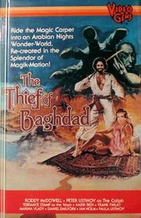 O Ladrão de Bagdá - Poster / Capa / Cartaz - Oficial 1