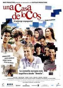 Albergue Espanhol - Poster / Capa / Cartaz - Oficial 3