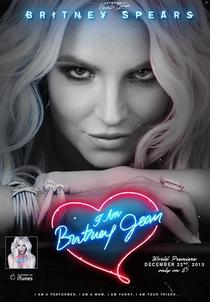 I Am Britney Jean - Poster / Capa / Cartaz - Oficial 1
