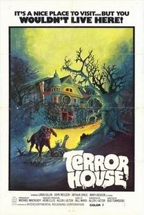 A Casa do Terror - Poster / Capa / Cartaz - Oficial 2