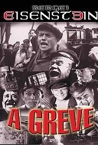 A Greve - Poster / Capa / Cartaz - Oficial 3