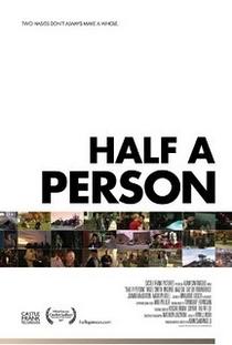 Half a Person - Poster / Capa / Cartaz - Oficial 1