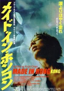 Made In Hong Kong - Poster / Capa / Cartaz - Oficial 1