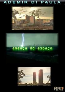 Ameaça do Espaço - Poster / Capa / Cartaz - Oficial 1