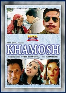 Khamosh - Poster / Capa / Cartaz - Oficial 1