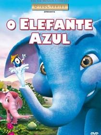 O Elefante Azul - Poster / Capa / Cartaz - Oficial 1