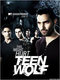 Teen Wolf (3ª Temporada) - Poster / Capa / Cartaz - Oficial 5