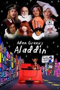Adam Green's Aladdin - Poster / Capa / Cartaz - Oficial 1
