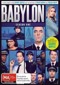 Babylon (1ª Temporada) - Poster / Capa / Cartaz - Oficial 2