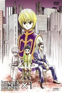 Hunter x Hunter (OVA 1: York Shin) - Poster / Capa / Cartaz - Oficial 1