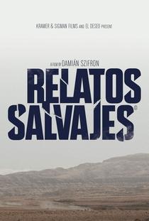 Relatos Selvagens - Poster / Capa / Cartaz - Oficial 3